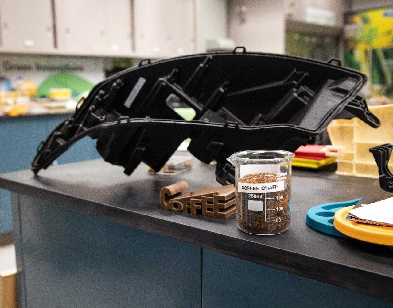 Votre café pourrait aider à construire votre Ford
