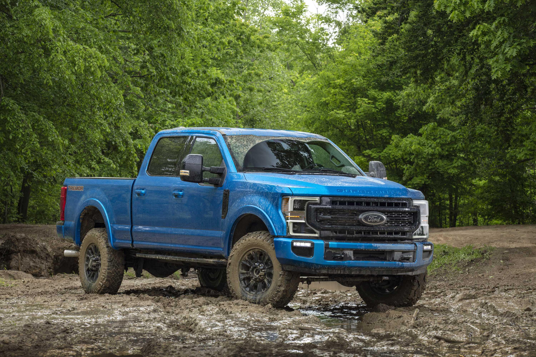 Ford crée un groupe Tremor tout-terrain pour Super Duty