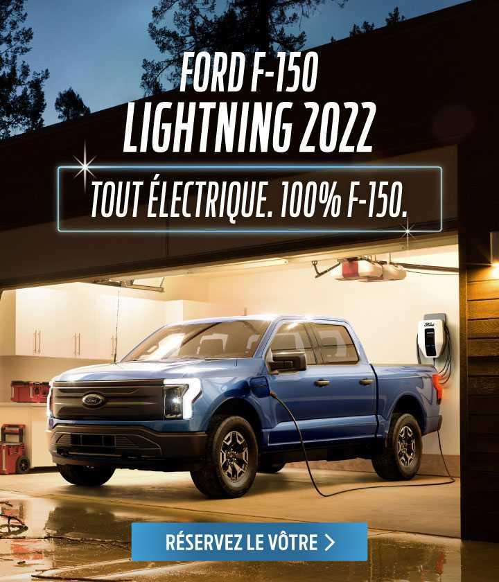 F-150 Lightning 2022
