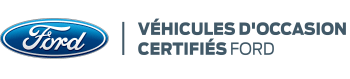 Véhicules d'occasion certifiés Ford