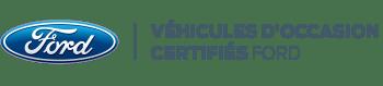 Véhicules d'occasion certifiés Ford