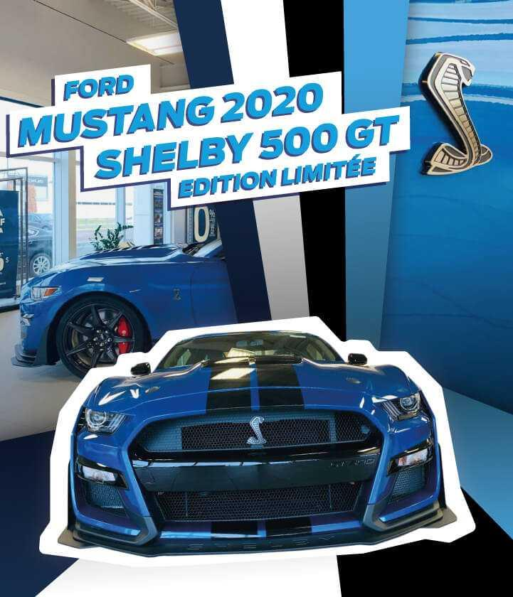 Mustang Shelby 2020