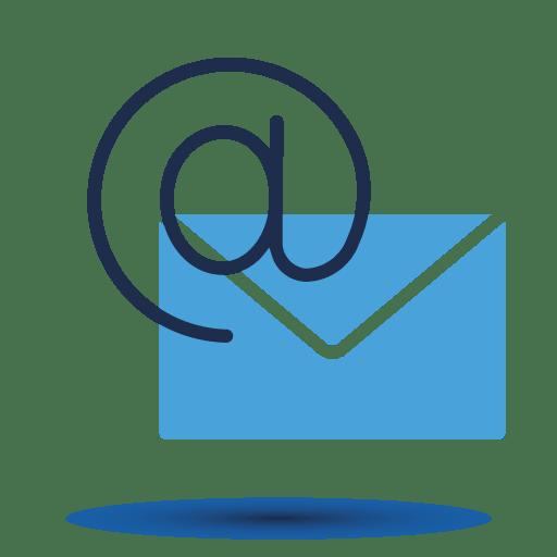 Contacter un spécialiste par courriel