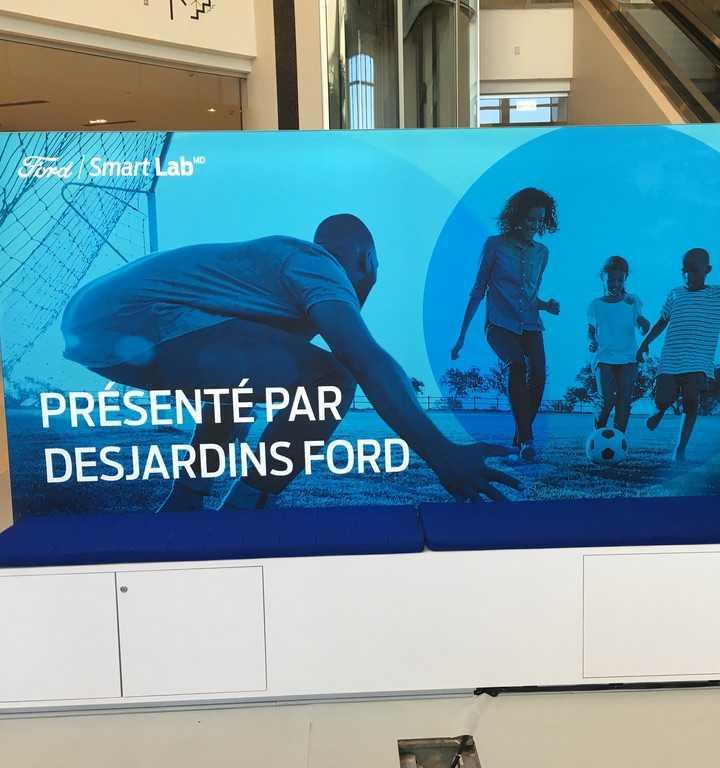 Smart Lab Desjardins Ford