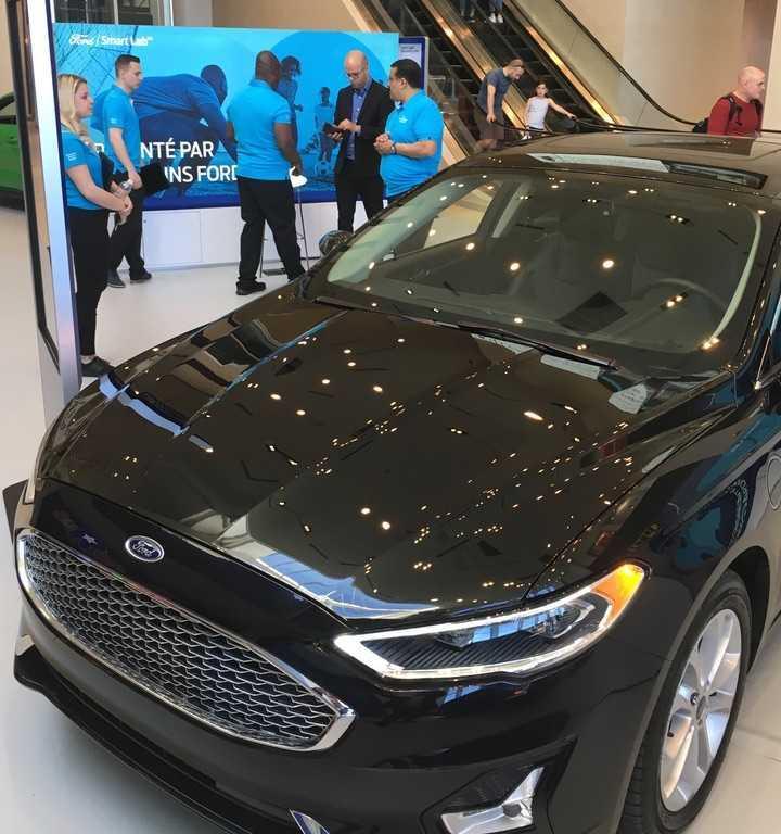 Smart Lab Desjardins Ford