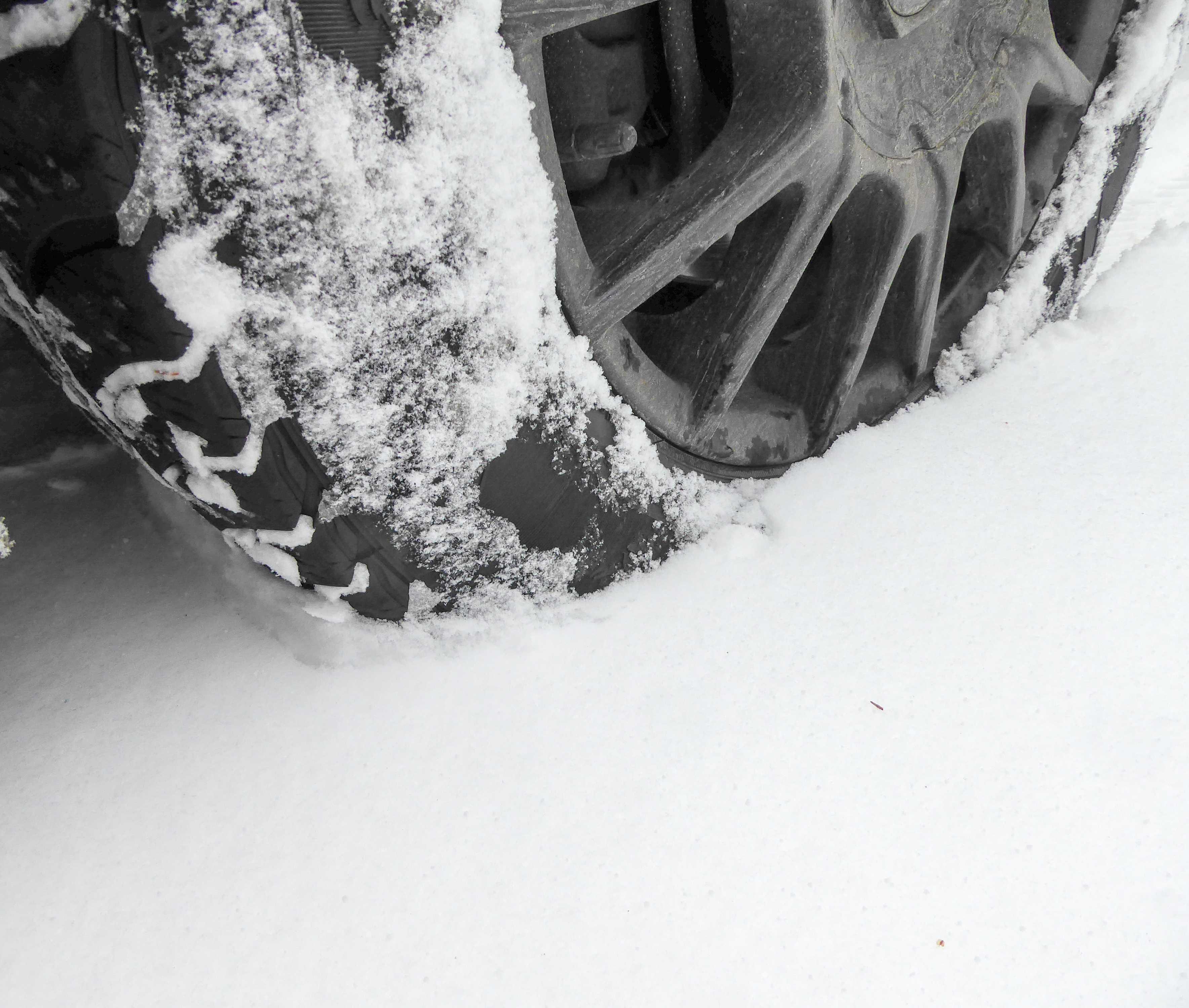 Pneus d'hiver ou pneus toutes saisons?