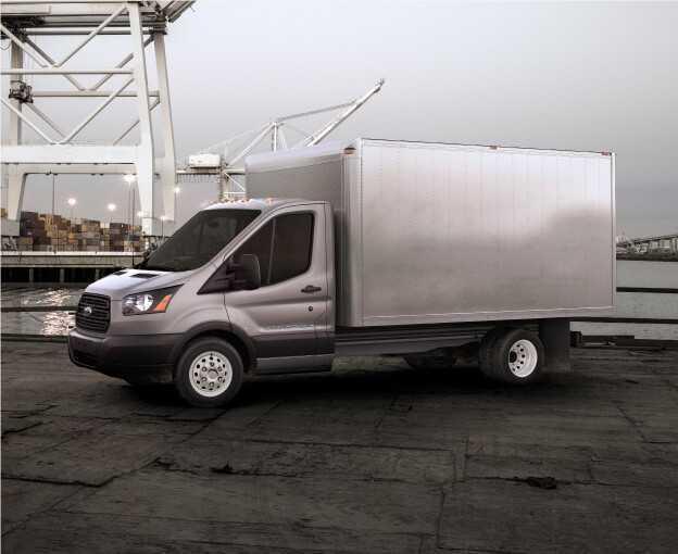 CVC - Véhicules commerciaux Ford