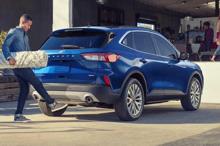 Ford Escape 2021