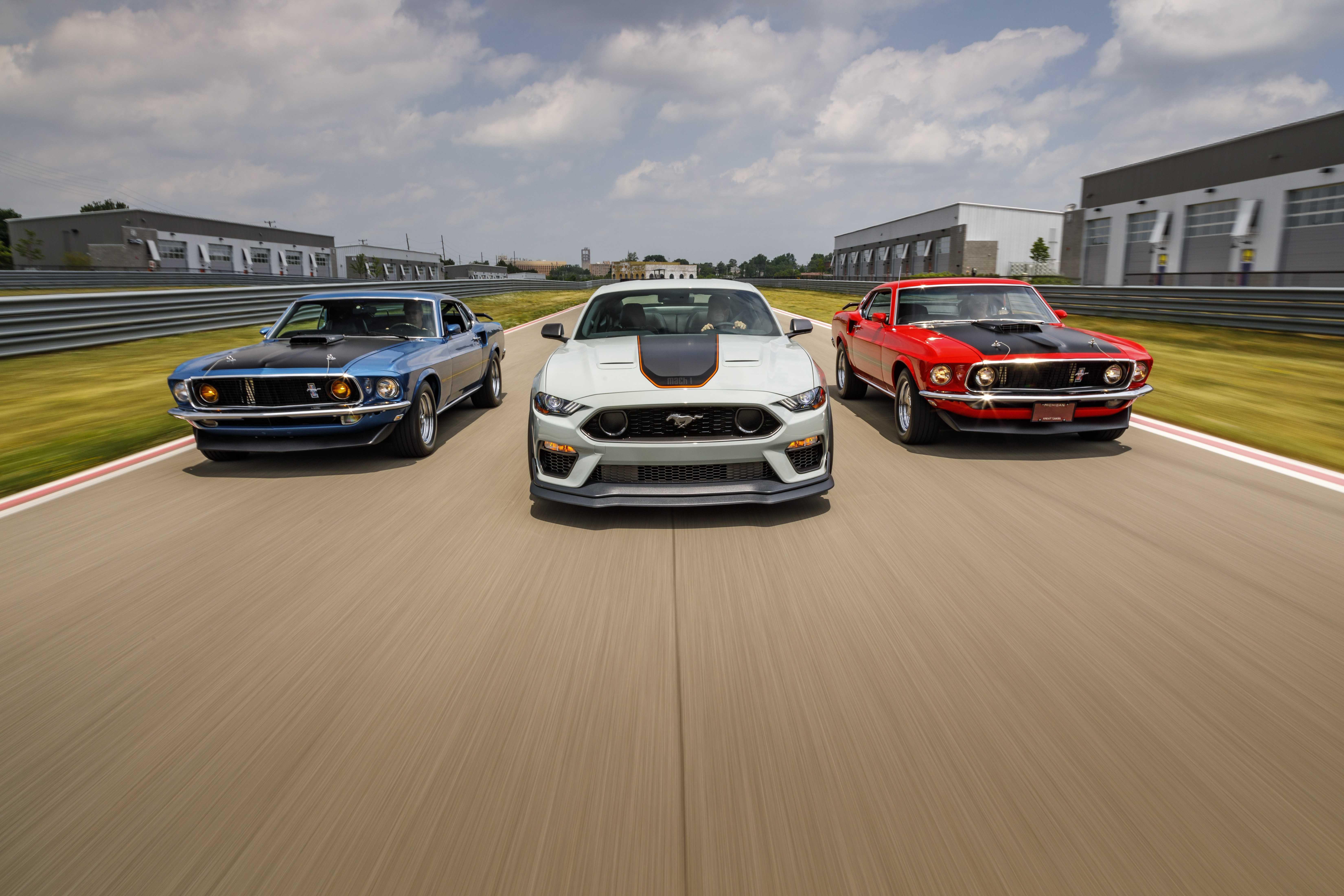Ford Mustang : la plus vendue des voitures sport au monde