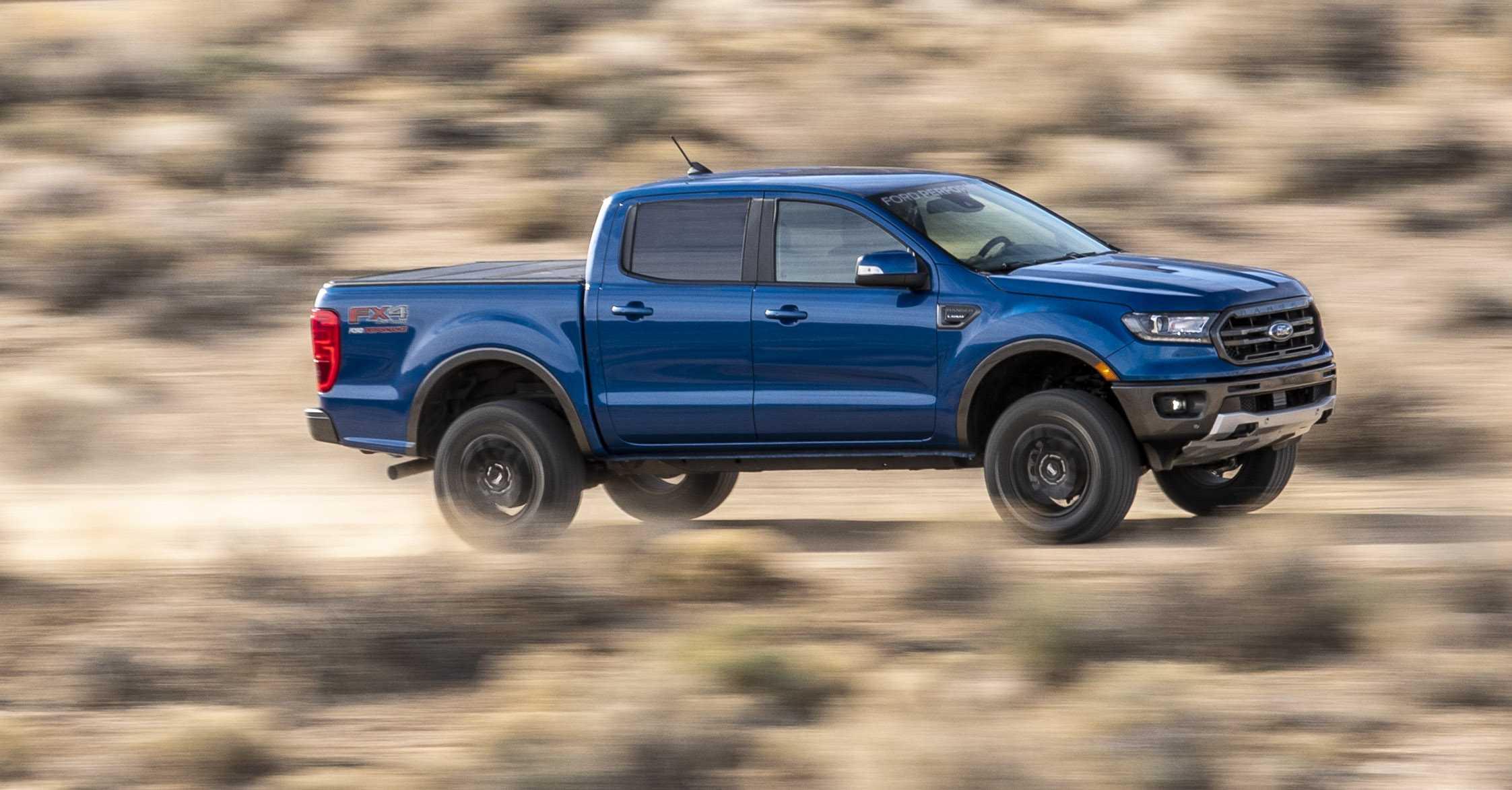 Le Ford Ranger, Mustang et Super Duty, champions de la qualité initiale