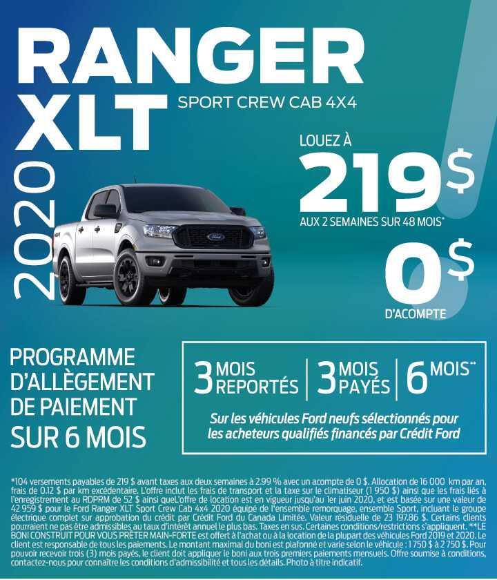 Ranger 2020
