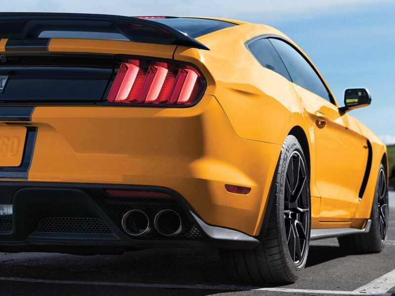 Ford Mustang Shelby 2019