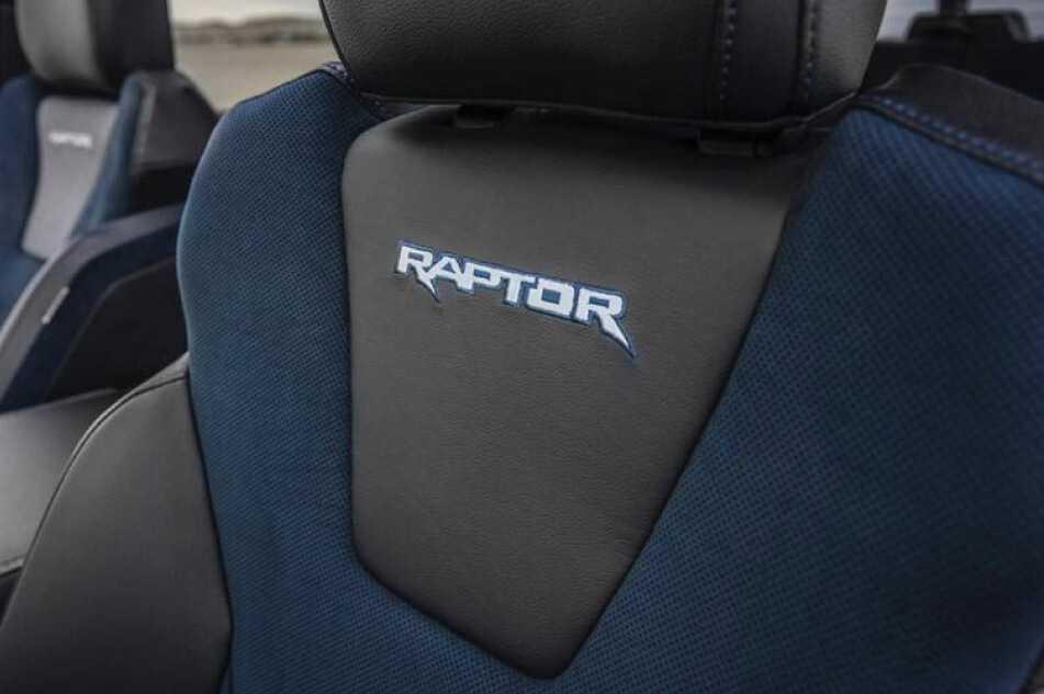 Ford F-150 Raptor 2020