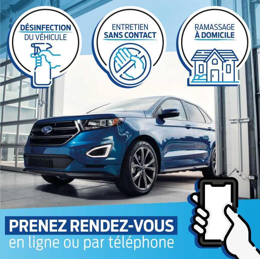 Ford Rendez-vous au service image
