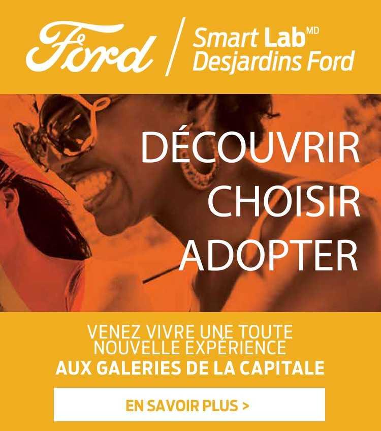 Ford Smart Lab