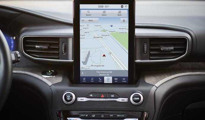 Ford améliore le système Sync