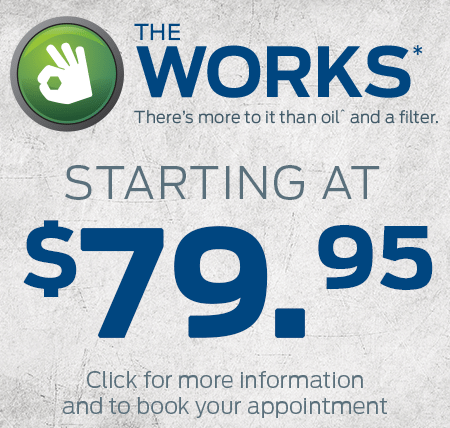 The Works Jacobson Ford $79.95
