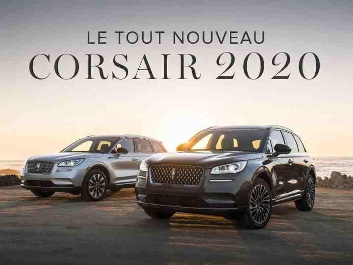 Corsair 2020