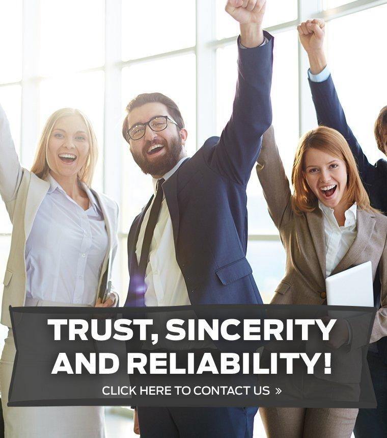 Sincerity and trust