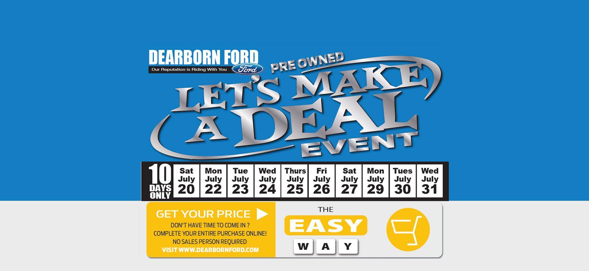Preowend deals