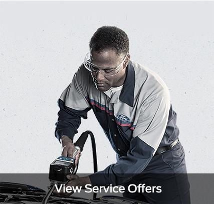 Parts and Service Offers