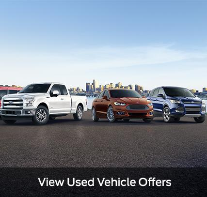 Used Vehicle Offers