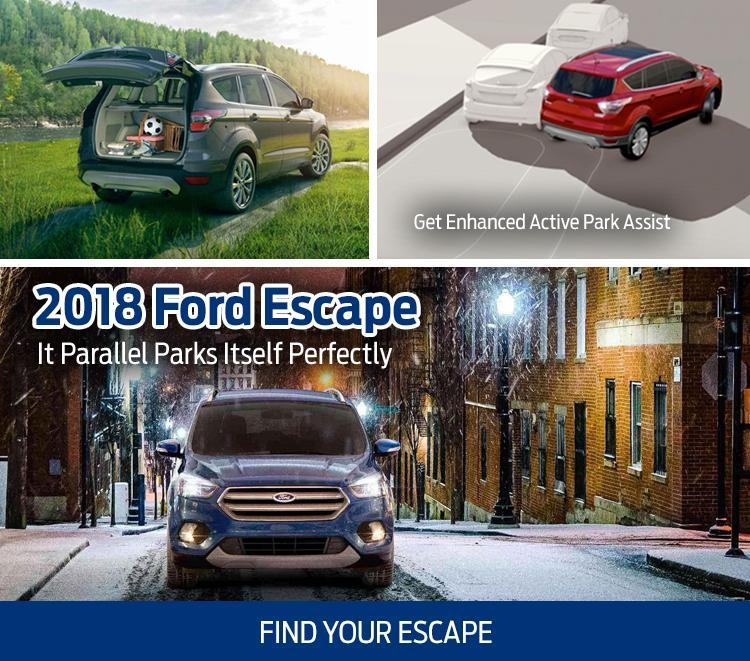 2018 Escape Kamloops Dearborn Ford