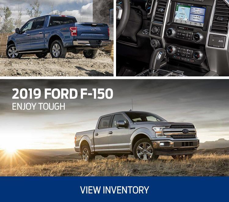 2019 F-150 Dearborn Ford Kamloops