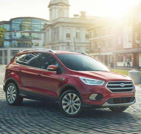 2018 Ford Escape Discovery Ford in Burlington