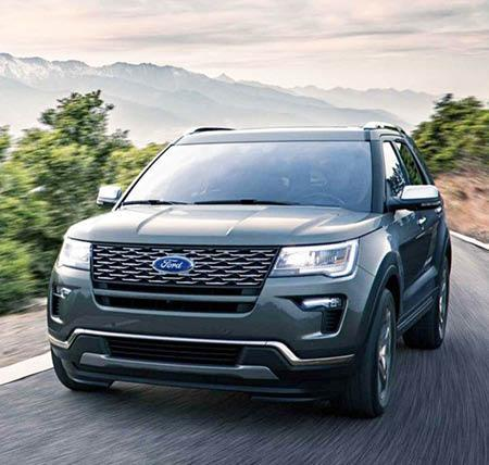 2018 Ford Explorer Discovery Ford in Burlington
