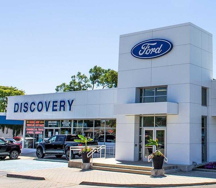 Welcome to Discovery Ford