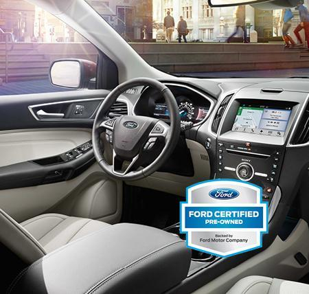Discovery Ford Certified Pre-Owned Dealership