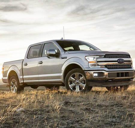 2018 F-150 Discovery Ford in Burlington