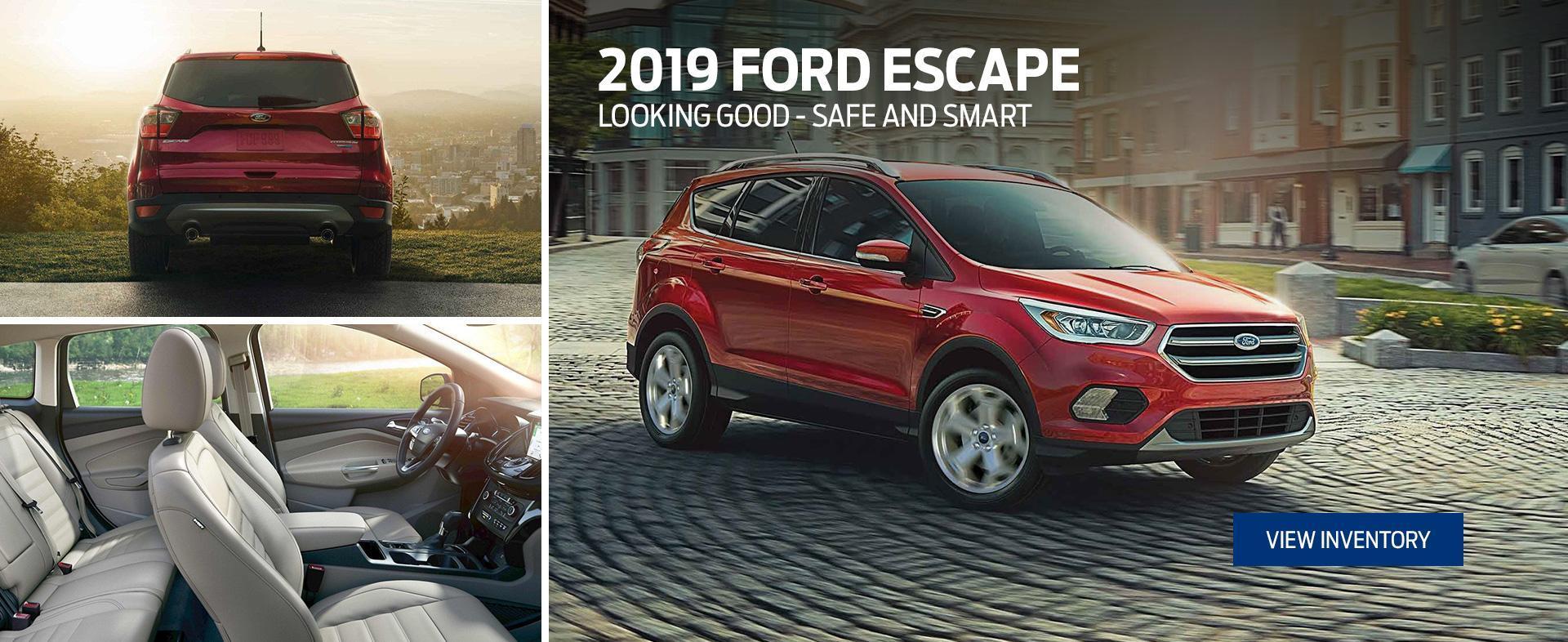 Ford Home 2019 Ford Escape