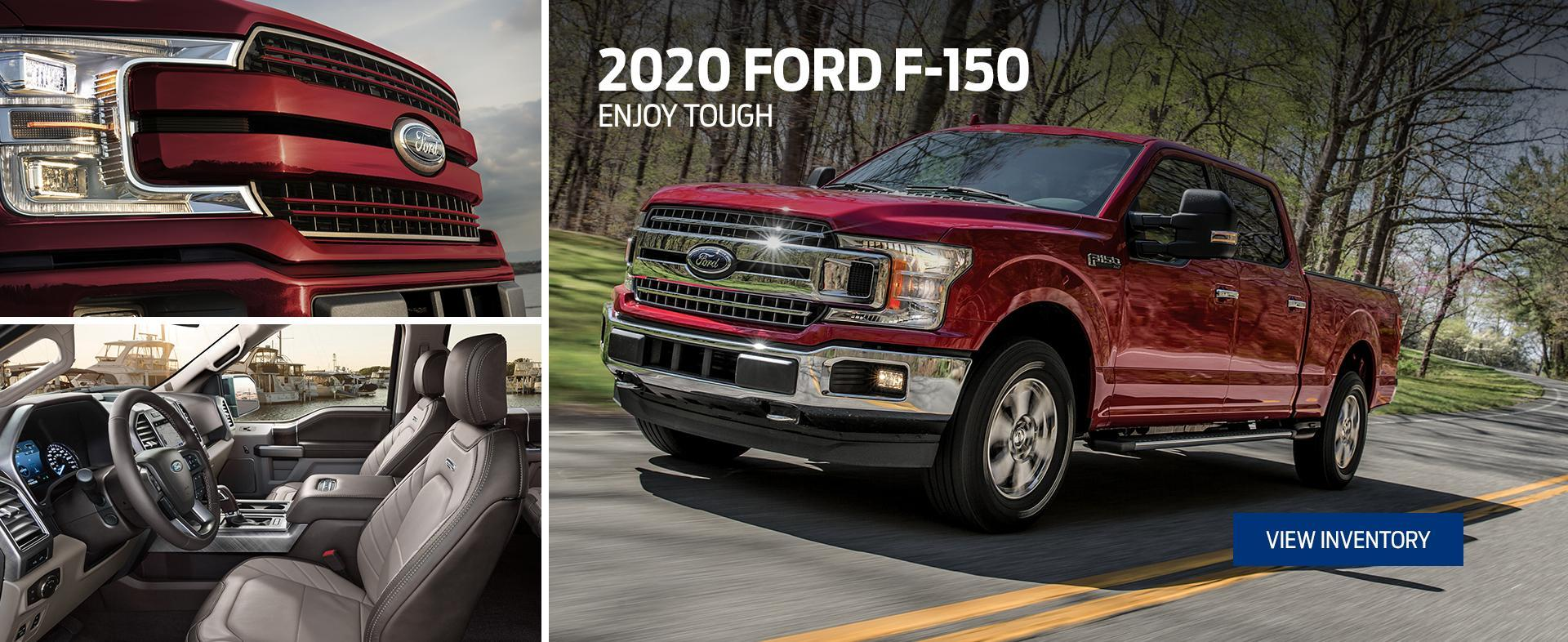 Ford Home 2020 F-150
