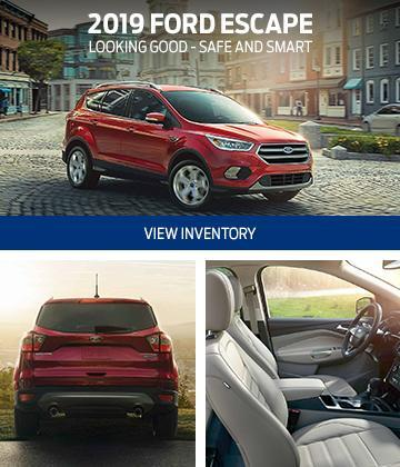 Ford Home 2019 Ford Escape