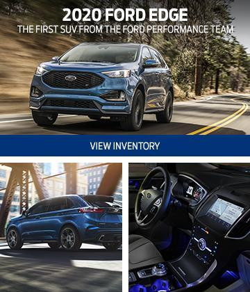 Ford Home 2020 Ford Edge