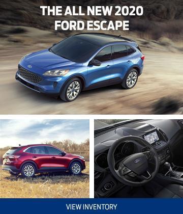 Ford Home 2020 Ford Escape