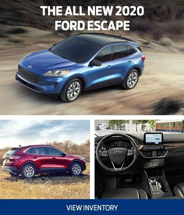 Ford Home 2020 Ford Escape