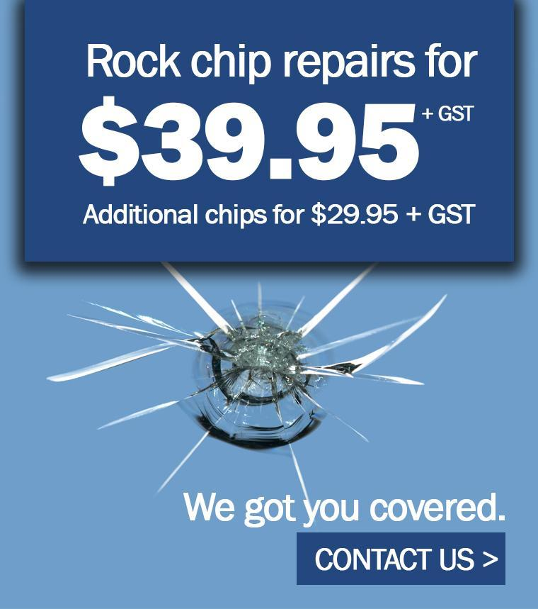 Ford Home Rock Chip Repairs