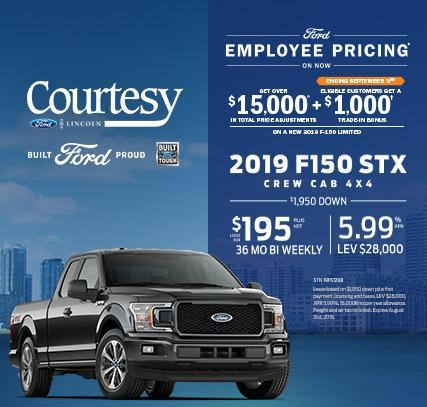 Ford Employee Pricing - F-150