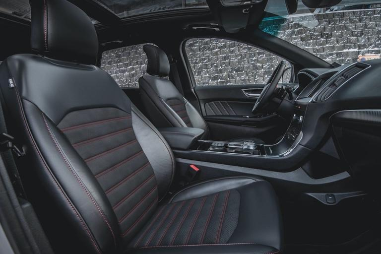 2020 Ford Edge ST Interior - Dupuis Ford Cassleman ON