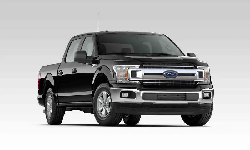 Ford 2020 F-150 XLT Review image