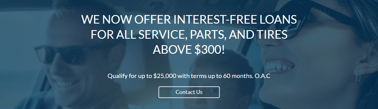 Ford Schedule Service image