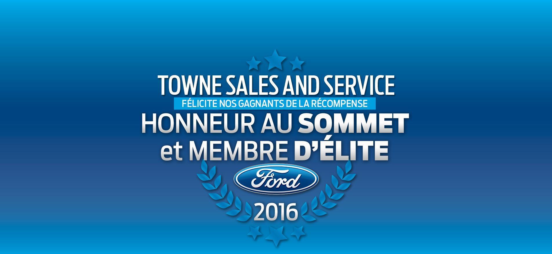 Sommet et Elite Towne Sales