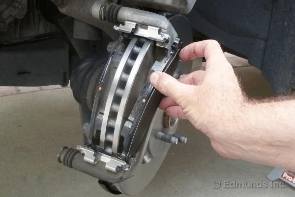 Brake Service at Keary's Motor Group
