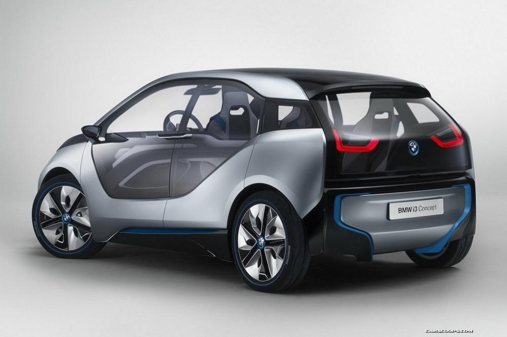 The BMW i3 arrives at Kearys BMW