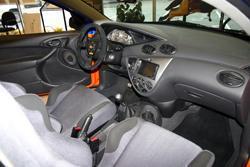 2002 Ford Focus SHO ZX3