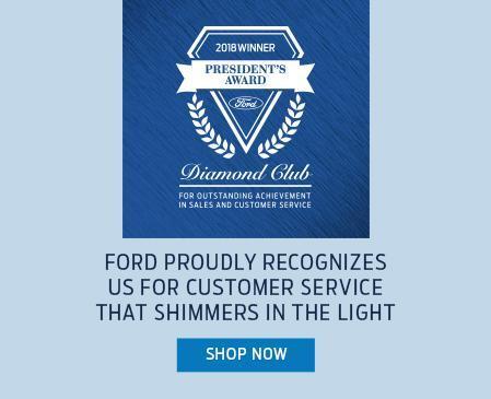 President's Award 2018 Belanger Ford