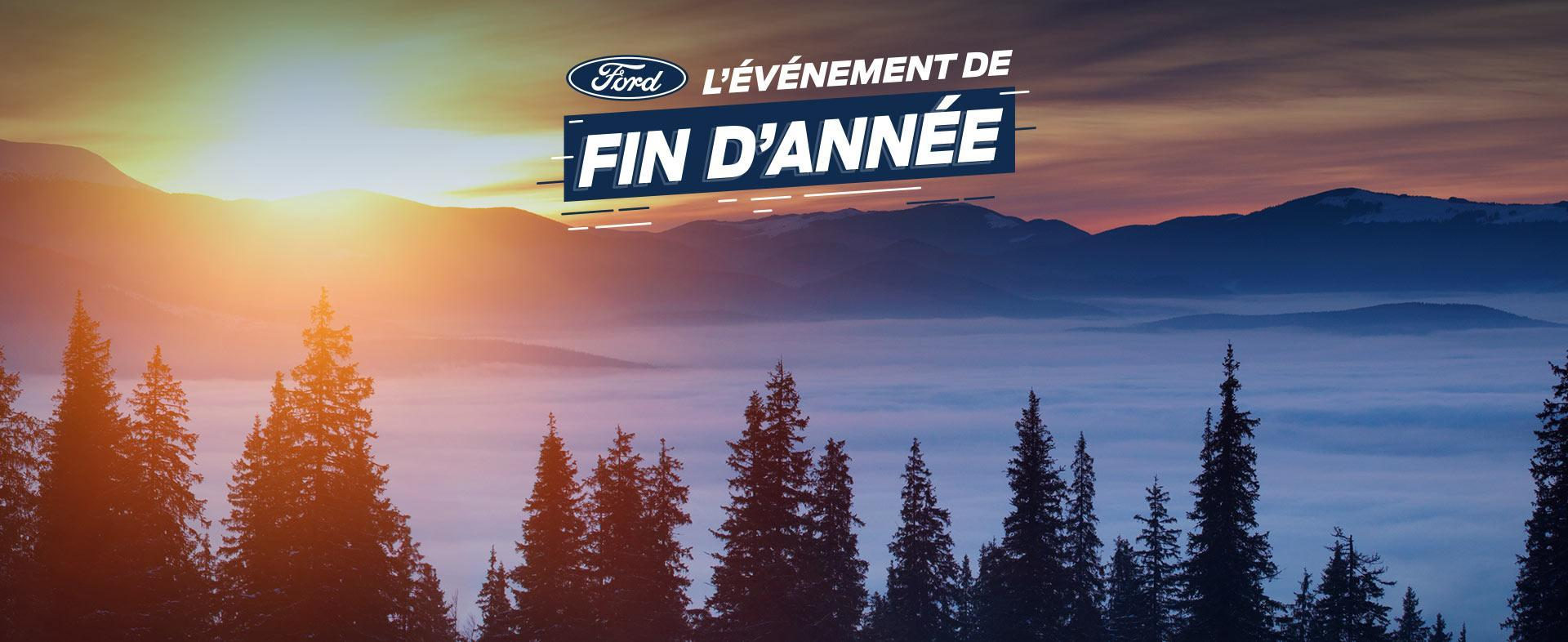 2019 Ford SUVs Year End Event